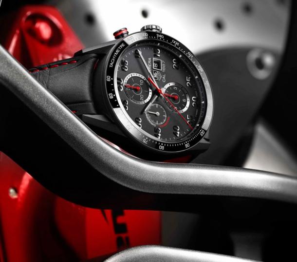 TAG-Heuer-Carrera-1887-Racing-Black-Dial-Titanium-Theme-Shot-620x546