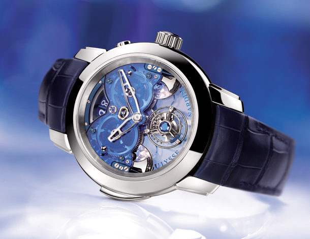 Ulysse Nardin Imperial Blue  9700-125_Ambiance