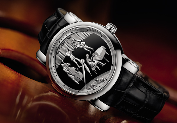 Ulysse Nardin Jazz Minute Repeater  749-88_Ambiance